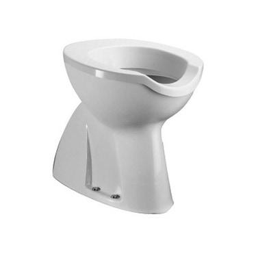 Vaso Ceramica Dolomite Miky.Ceramica Dolomite J498801 Maia Vaso Universale Senza Sedile Scarico A Parete Bianco Prezzi E Offerte Su Tavolla Com