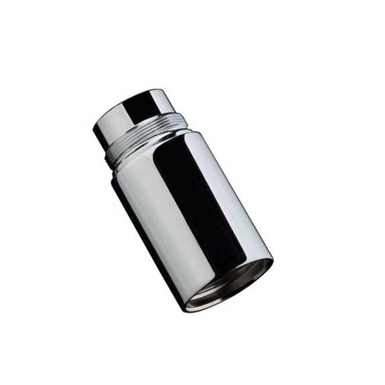 Axor STARCK prolunga 50 mm, per bocca d'erogazione vasca, finitura cromo 10495000