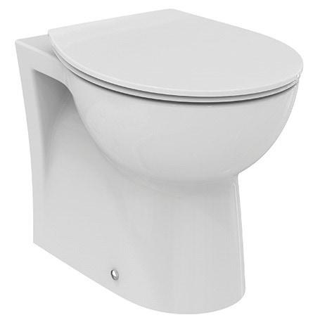 Ceramica Dolomite E070901 Quarzo Vase A Pavimento Universale Per Installazione Filo Parete Bianco Prezzi E Offerte Su Tavolla Com