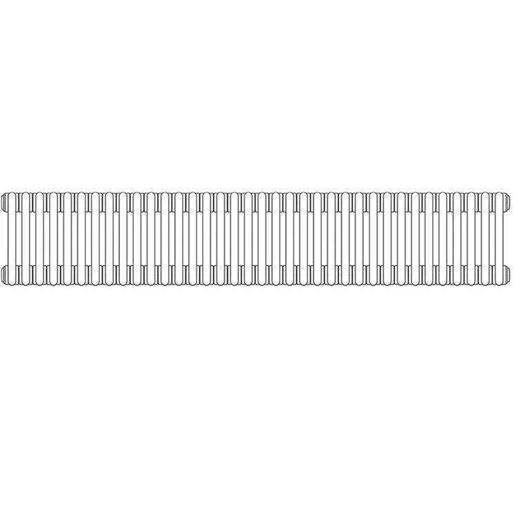 Irsap TESI 3 , radiatore per sostituzione A, 36 elementi 76,5x162x10,1cm, bianco RT307653601IRNON01