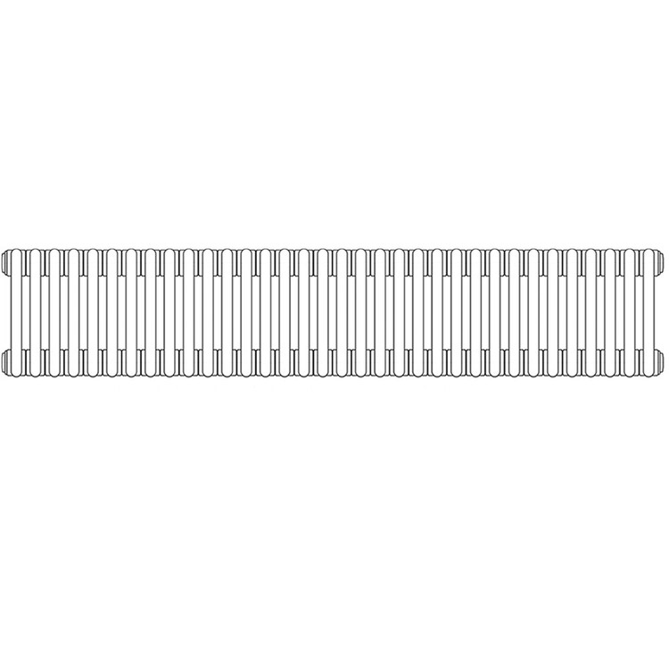 Irsap TESI 2, radiatore per sostituzione A, 34 elementi 56,5x153x6,5cm, bianco RT205653401IRNON01