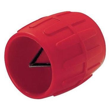 Ridgid Alesatore interno e esterno con struttura in plastica, per tubi in rame, alluminio e acciaio dolce, da 6 mm a 40 mm 34965