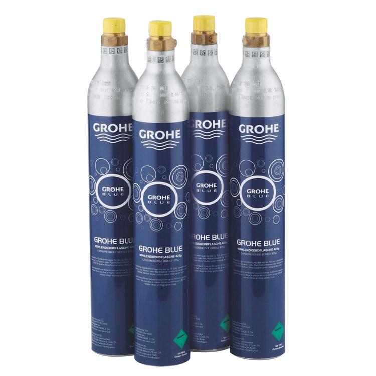Grohe BLUE bombola CO2 da 425 g (4 pezzi) 40422000