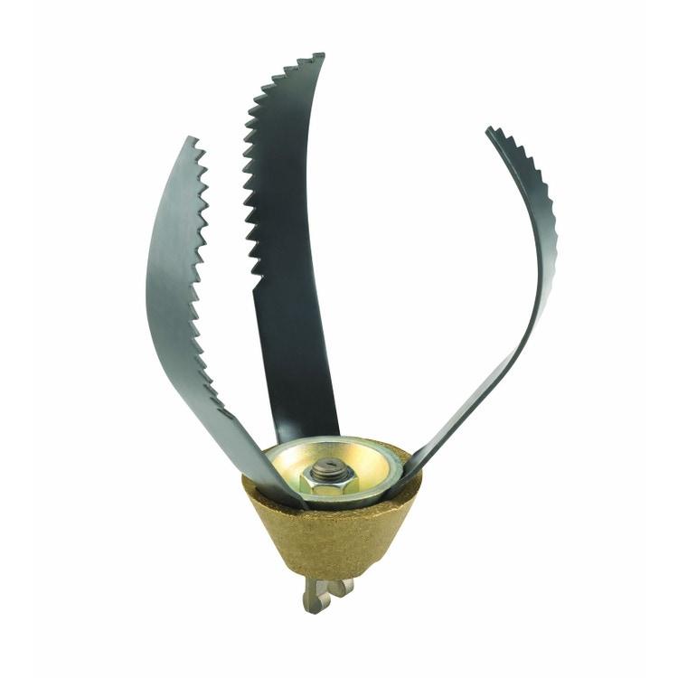 Immagine di Ridgid Raschiatore a 3 lame, 110 mm, per cavi da 16 mm e 20 mm 92545
