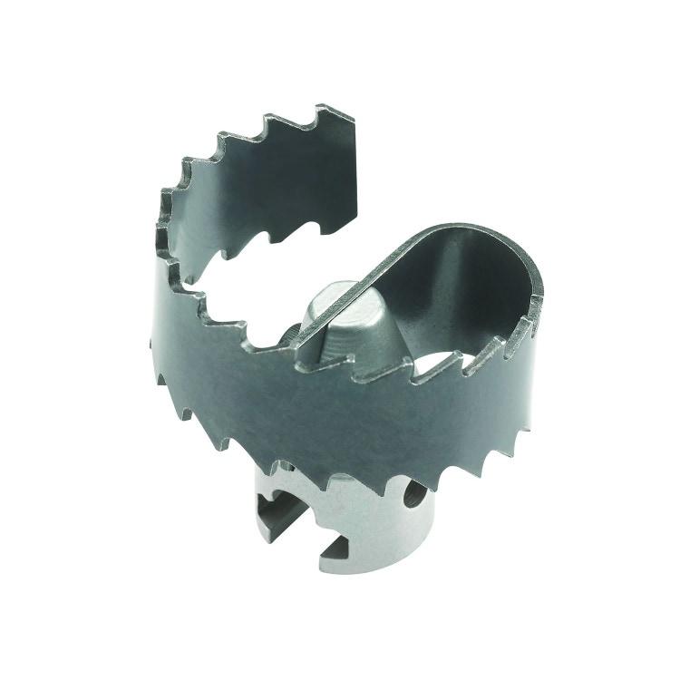 Ridgid Raschiatore a sega circolare, a spirale, 45 mm, per cavi frazionabili da 22 mm  62915