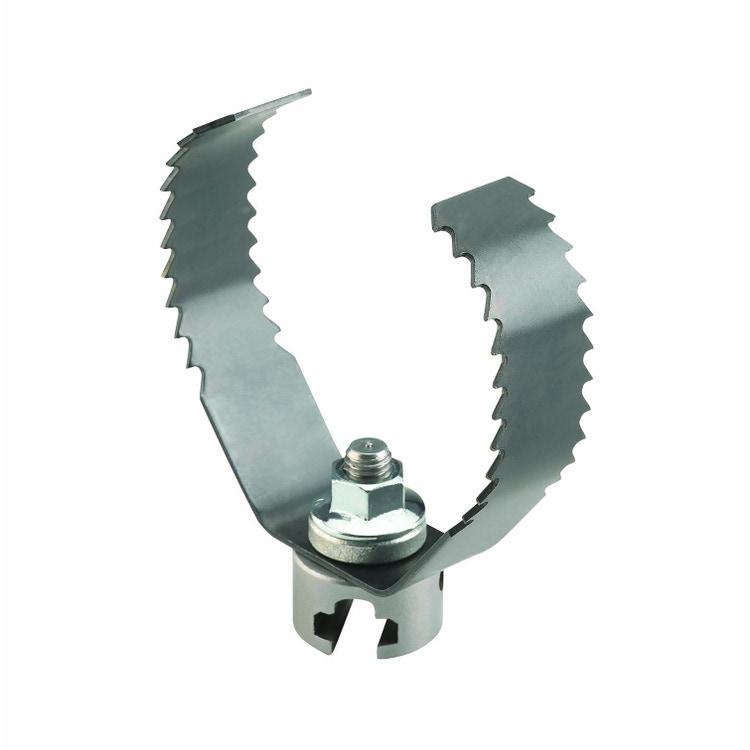 """Immagine di Ridgid Raschiatore a lame dentate ricurve, 4"""", 110 mm 98040"""