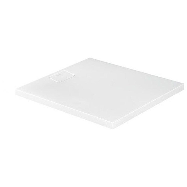 Duravit STONETTO piatto doccia rettangolare L.90 P.100 cm, colore bianco 720166380000000