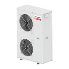 Immagine di Mitsubishi i-BX-N Pompa di calore reversibile aria-acqua 12.4 kW per installazione esterna i-BX-N013MH
