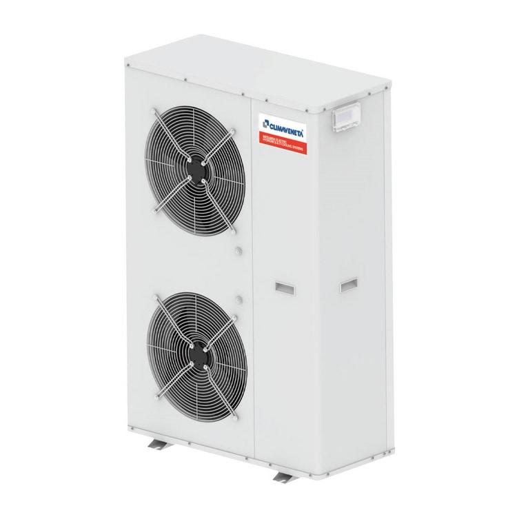 Mitsubishi i-BX-N Pompa di calore reversibile aria-acqua 5.9 kW per installazione esterna i-BX-N006M