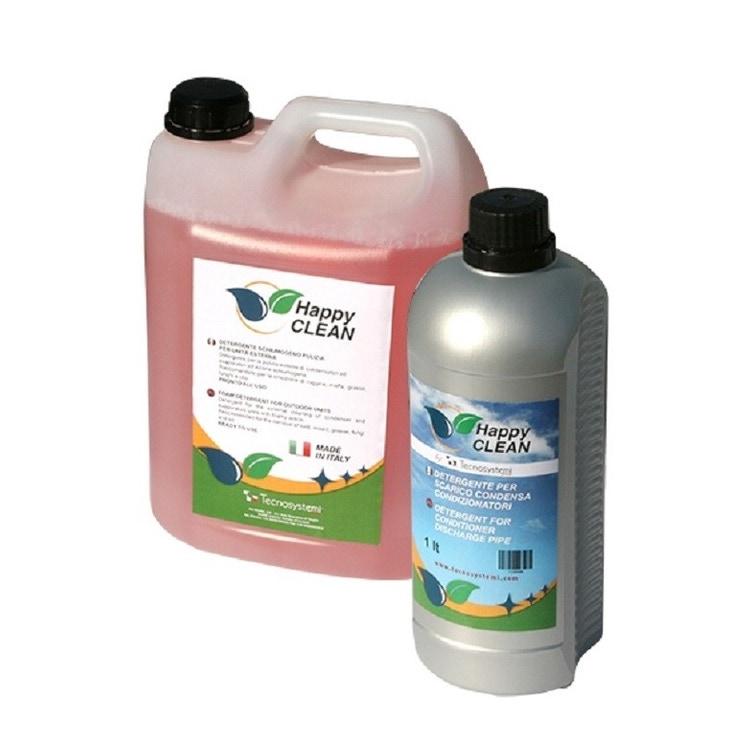 Tecnosystemi detergente schiumogeno pulizia unita' esterna - 5 lt 11155320
