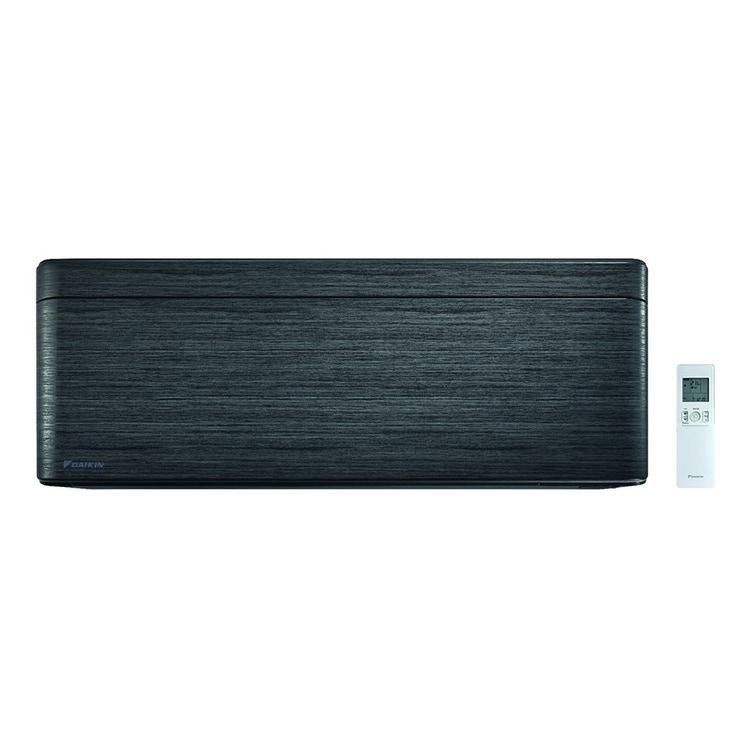 Daikin STYLISH R32 Unità interna a parete mono/multisplit Wi-Fi, blackwood 9000 BTU FTXA25BT