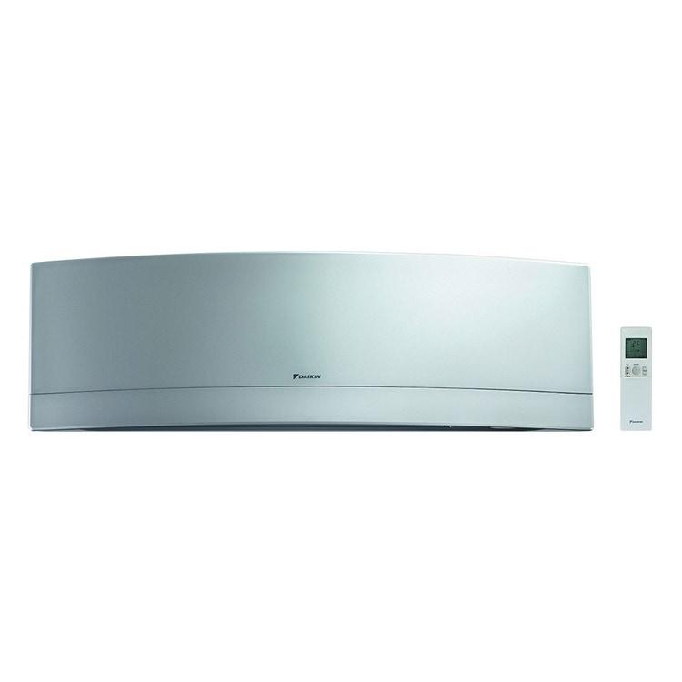 Daikin EMURA R32 Unità interna a parete mono/multisplit Wi-Fi, silver 18000 BTU FTXJ50MS