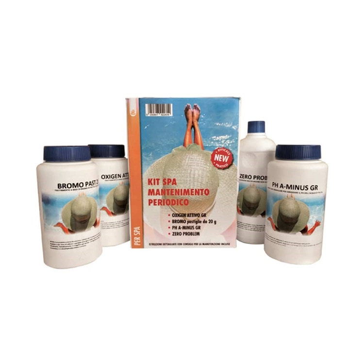 Treesse Kit trattamento acqua POPMAN
