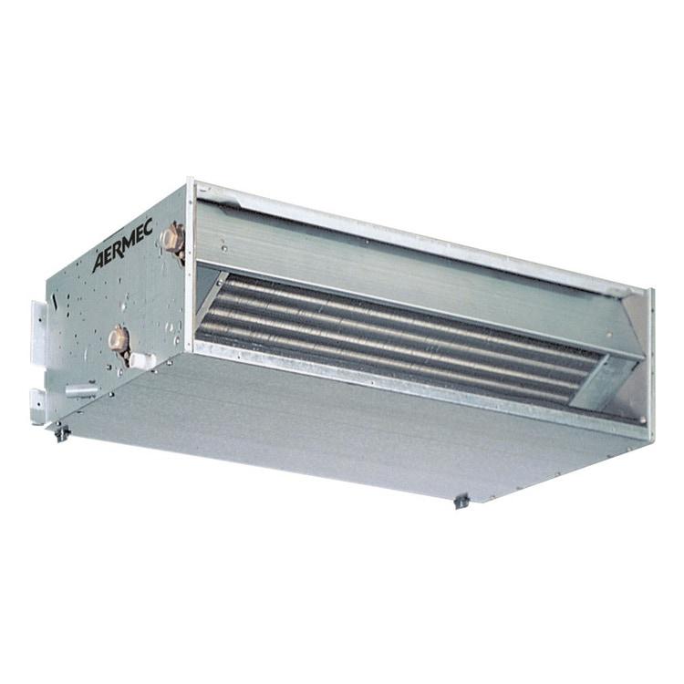 Aermec FCZ P Ventilconvettore per impianto 4 tubi da incasso, installazione orizzontale/verticale (batteria principale e secondaria standard) senza comando a bordo FCZ601P
