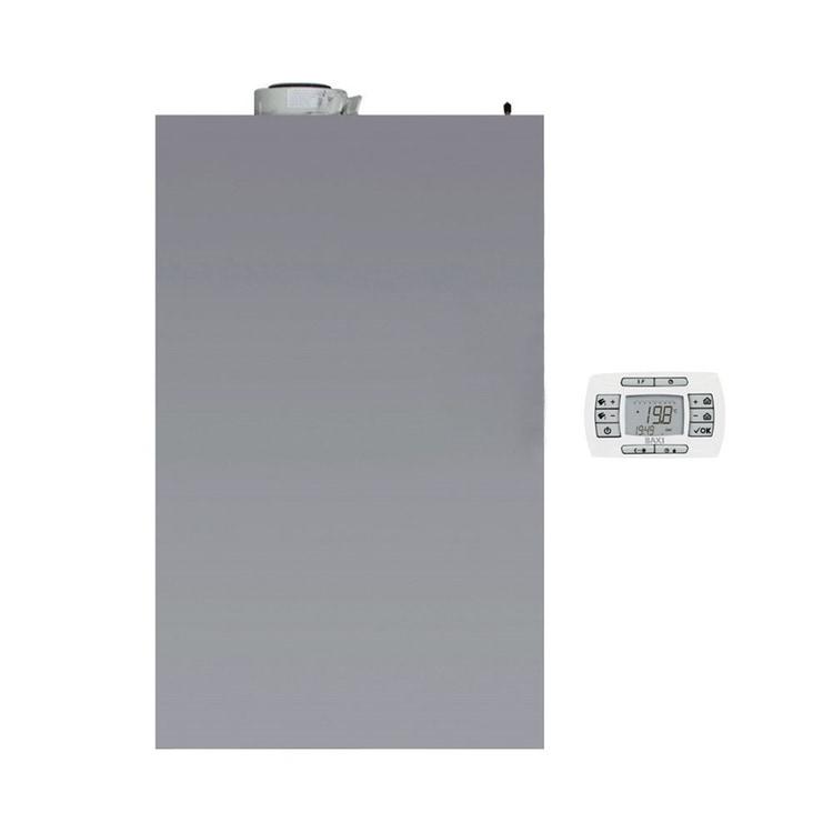 Baxi LUNA Air 28 Caldaia a condensazione murale per riscaldamento e produzione istantanea di ACS da esterno A7736262