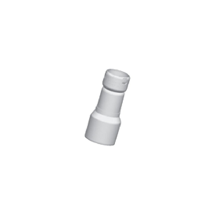 Baxi Raccordo riduzione Ø 80 (M) / 50 flessibile KA00060