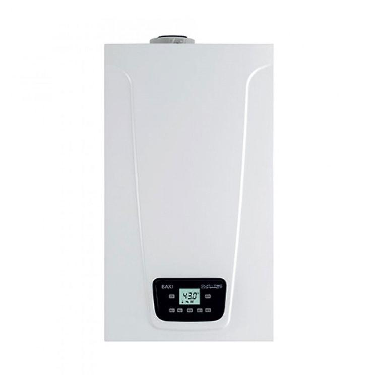 Baxi DUO-TEC Compact E 24 Caldaia a condensazione murale per riscaldamento e produzione istantanea di ACS, per nuove costruzioni o sostituzione A7722082