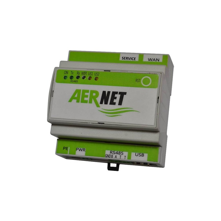 Aermec Dispositivo per controllo e gestione impianto da remoto AERNET