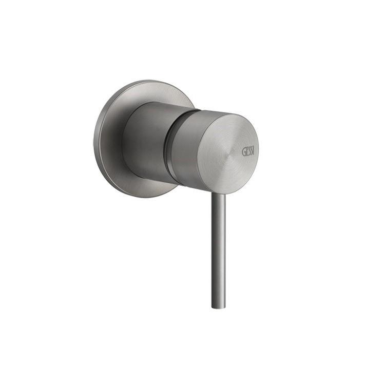 Gessi 316 FLESSA comando remoto a parete per lavabo/doccia, 1 uscita, finitura copper brushed PVD 54019#708