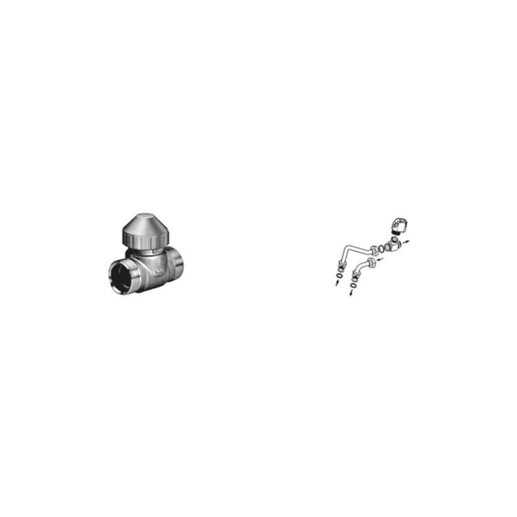 Sabiana Valvola a 2 vie ON-OFF + kit collegamento semplificato non montata (modello 42-52-62) 9079526W