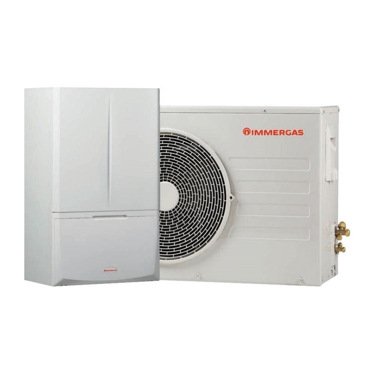 Immergas MAGIS COMBO 9 PLUS V2 (GPL) Pompa di calore ibrida reversibile SOLO riscaldamento 3.030619GPL