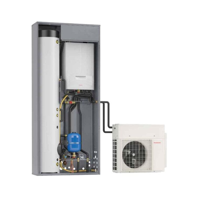 Immergas Kit VICTRIX HYBRID PLUS con BASIC MAGIS PRO Pompa di calore ibrida con gruppo idronico per impianti monozona 3.030699+3.029721+3.030889