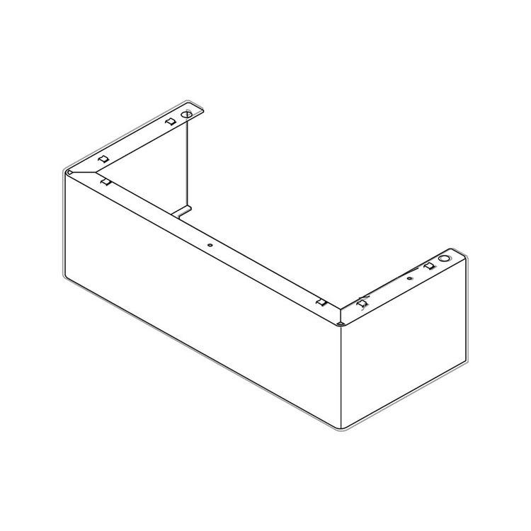 Vaillant Box isolamento tubi e connessioni a muro 0010025452