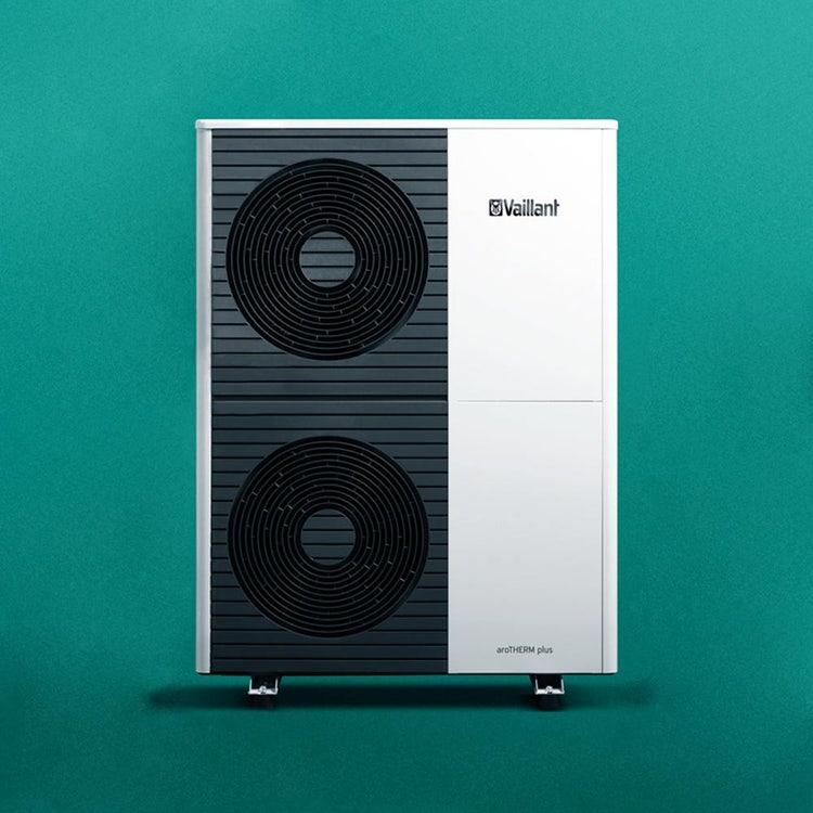 Vaillant aroTHERM plus VWL 125/6 A 230V S3 Pompa di calore aria/acqua monoblocco monofase 0010038585