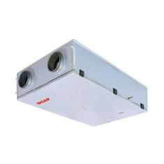Immagine di Irsap IRSAIR H 350 S unità di ventilazione a doppio flusso con recupero di calore con controllo remoto, posizionamento orizzontale URED035HRS000