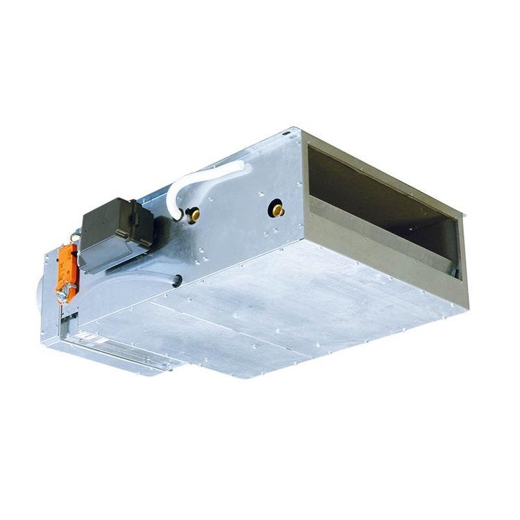 Irsap CLIMA 3 Unità monoblocco di climatizzazione per sistema EasyClima, con imbocco per aria primaria e ricircolo dagli ambienti UCLS003H0S000
