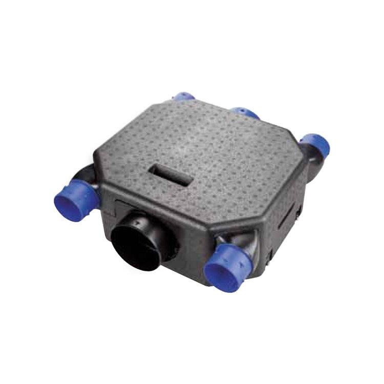 Irsap MV OZ AC Unità di ventilazione igroregolabile UVES0400A00