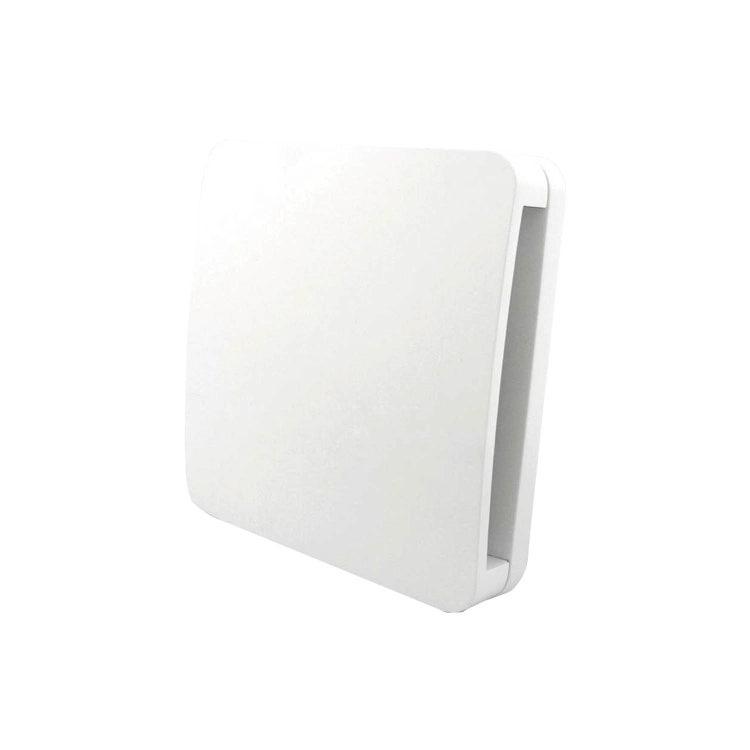 Irsap ALBA 125 Ventilatore di estrazione canalizzabile, versione con umidostato UVEE1250U00