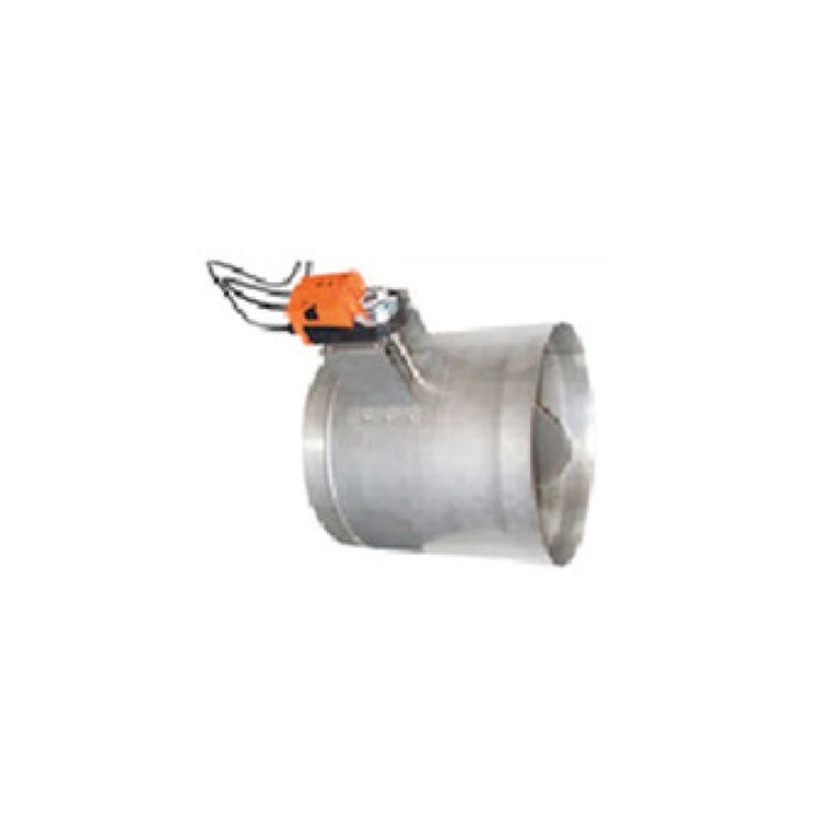 Irsap Serranda motorizzata circolare per aria primaria modulante per unità DEUM X/C 30/15 DN125 ADESER0R0212500