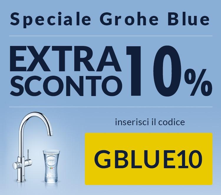 Grohe Blue promozione extra sconto 10%