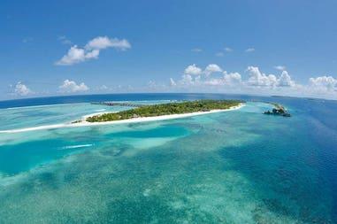 Paradise Island Resort at Maldives