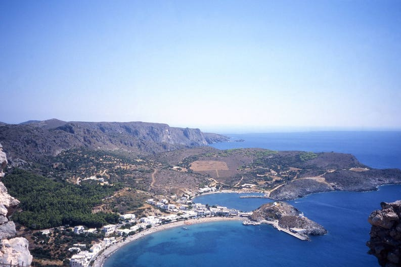 Greece Kithera