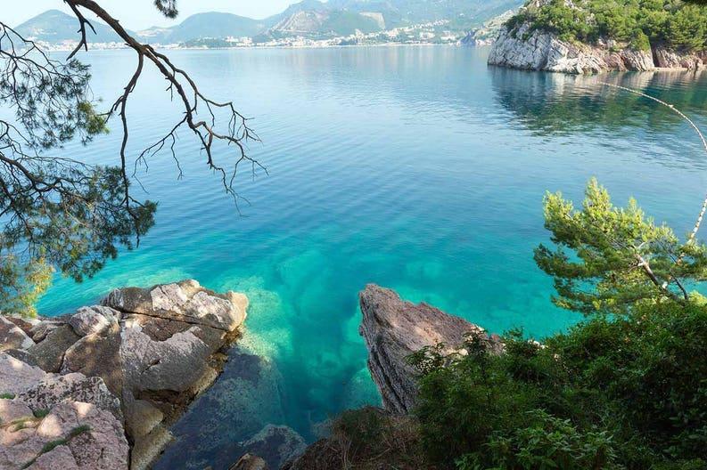 Montenegro sea