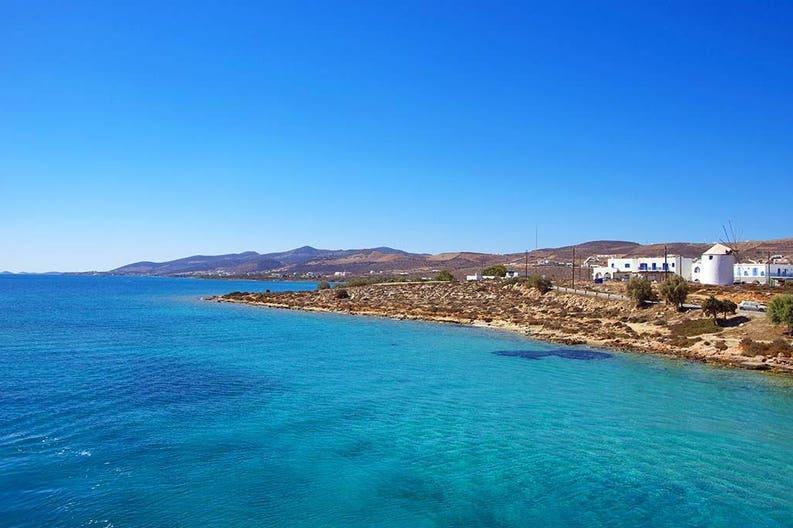 Greece Antiparos