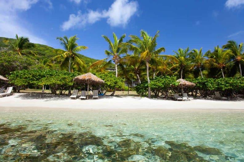 Sea of the British Virigin Islands