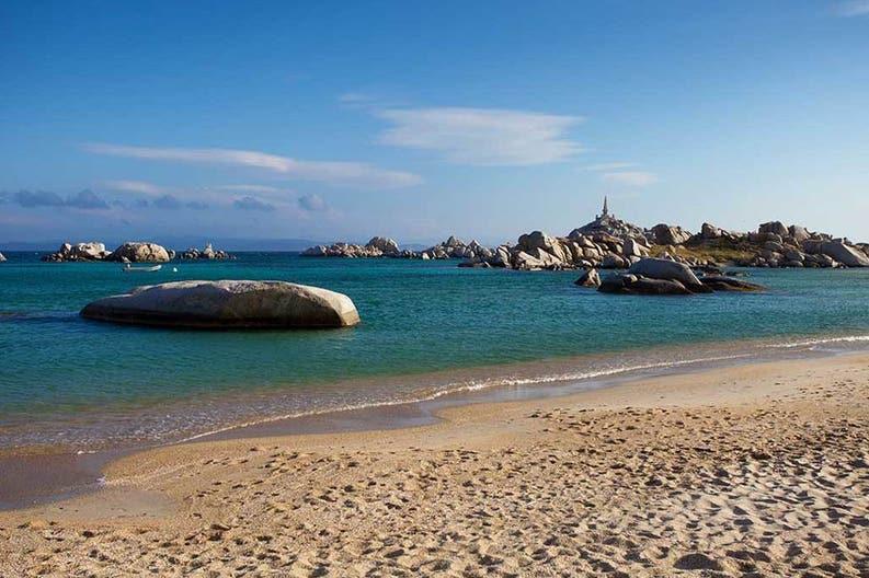 Italy Lavezzi Island