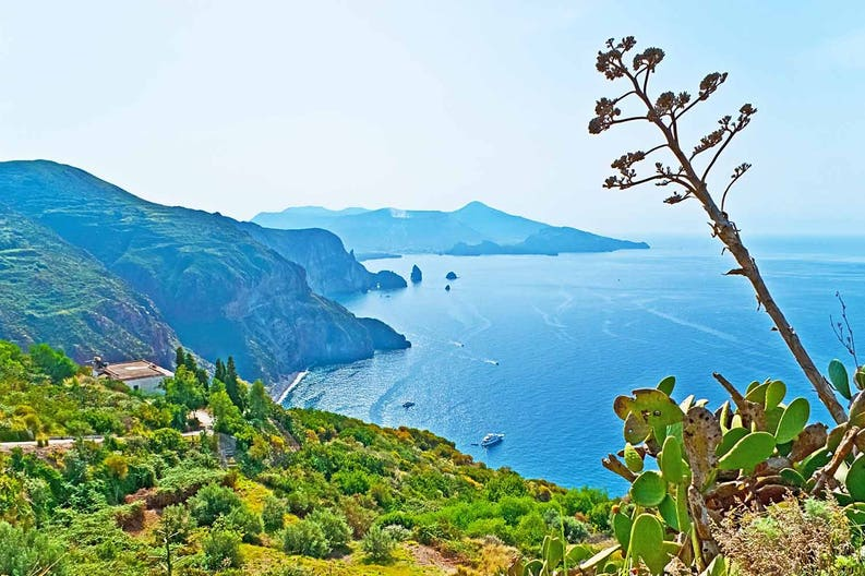 Aeolian islands Lipari