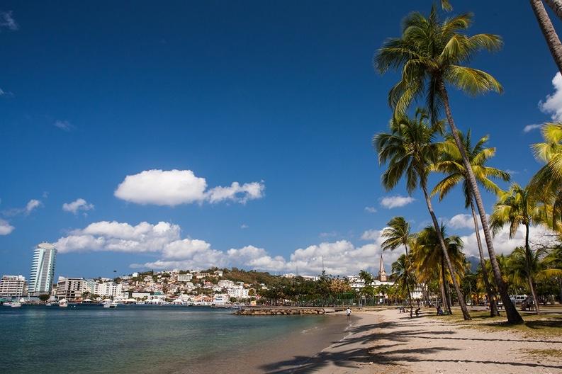 Martinique-Fort-de-France