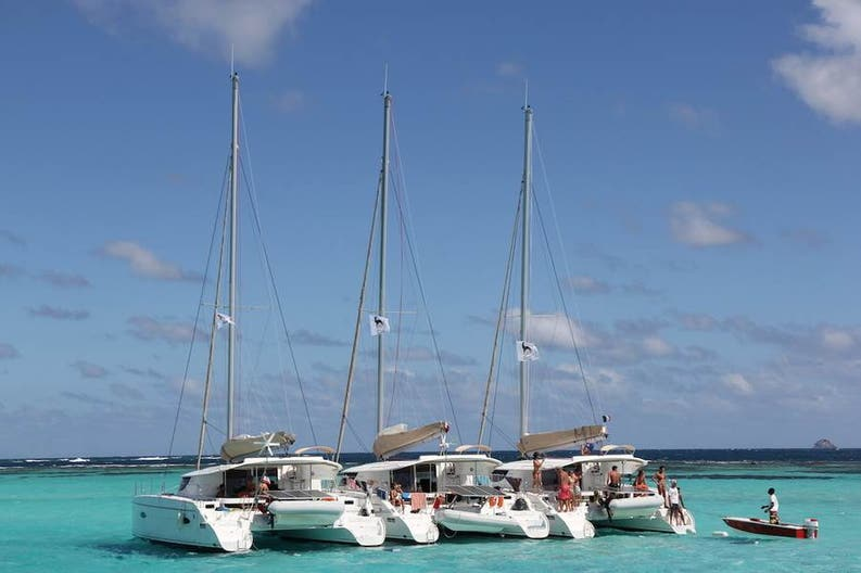 Grenadines cruise