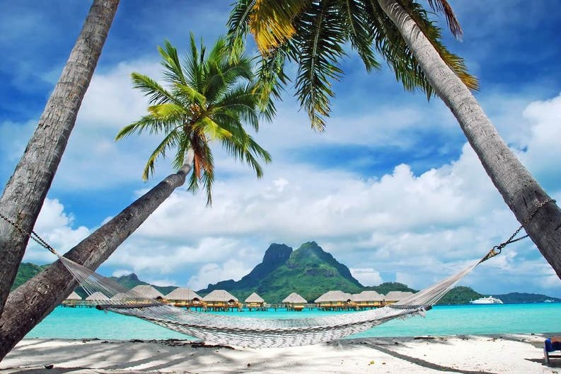 French Polinesia Bora Bora