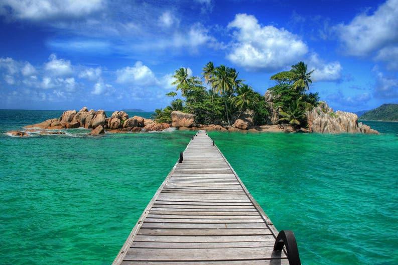 Seychelles Ile St. Pierre