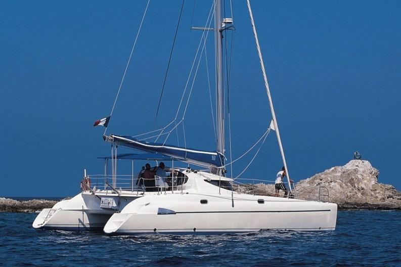 Sailing yacht Athena 38